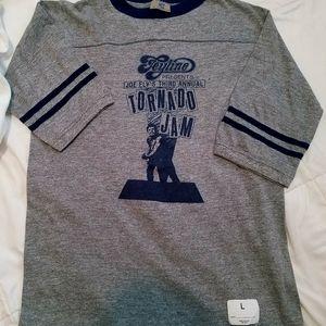 1982 Tornado Jam Concert T Shirt